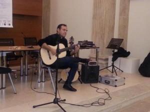 Masterclass Concerto con Micki Piperno, docente e concertista