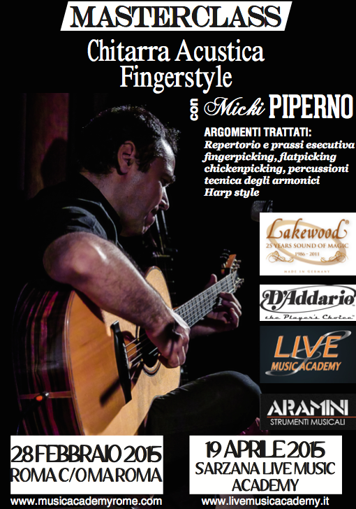 Masterlass_chitarra_acustica_Sarzana_micki_piperno