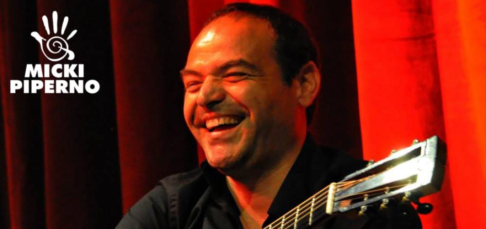 30 Luglio Micki Piperno – Masterclass e Concerto – Caprarica di Lecce